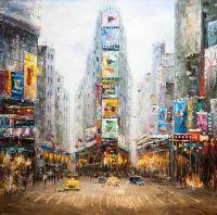 Нью-Йорк. Таймс-сквер