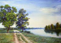 У реки Рось