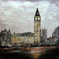 """Городской пейзаж """"Лондон. Вестминстерский дворец"""""""