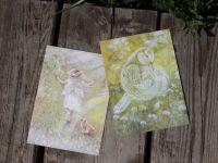 Набор открыток Луговой