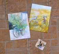 Мини-картинки, большие открытки