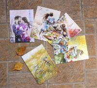 Набор открыток Теплая осень