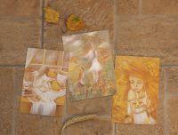 Набор открыток Осенний