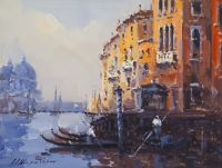 Сны о Венеции N8