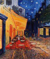 Копия Винсент ван Гог Терраса ночного кафе в Арле