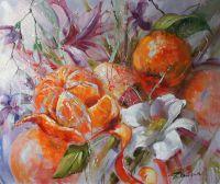 Там, где цветут апельсины