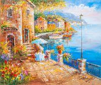 Отдых на средиземноморской террасе