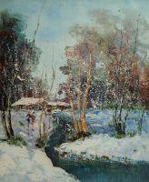 Cнежным днем в начале зимы. N2