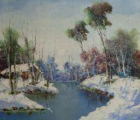 Cнежным днем в начале зимы. N3