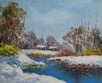 Cнежным днем в начале зимы. N4