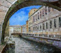 Каналы Санкт-Петербурга