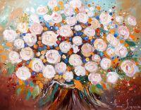 Принт Happy flowers