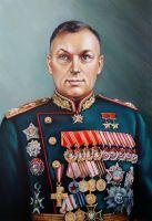маршал Рокоссовский К. К.