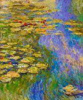 Водяные лилии N7, копия С.Камского картины Клода Моне