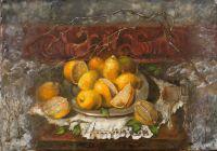 Натюрморт с лимонами