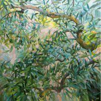Седой оливы листьев древний шепот