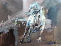 Белый конь Солнца