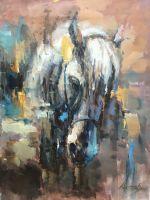 Конь. Портрет N2