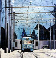 Трамвай Новогодний