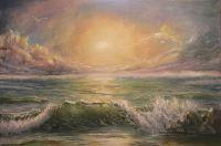 Утренний морской бриз