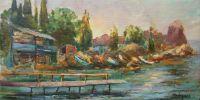 Вид на бухту Чехова