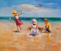 Дети и море. N1