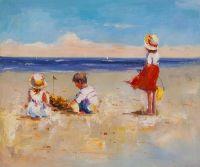 Дети и море. N2