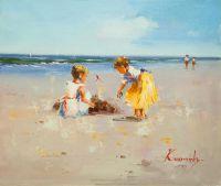 Дети и море. N5