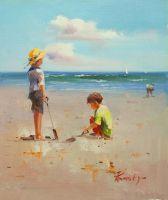 Дети и море. N7