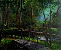 ,,В лесу,,