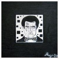 Казимир Малевич в черном квадрате