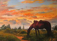 Лошадь пастуха