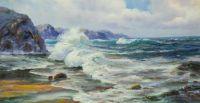 Морской пейзаж Море, море, мир бездонный… N6