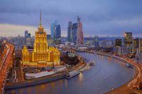 Москва вечерняя
