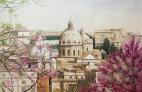 Рим весной