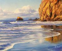 Море. Волны. Отражения