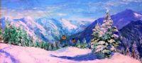 Канатка в горах