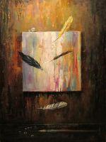 Ангел пролетел - Ad Memoriam Rembrandt Van Rijn. Памяти Рембрандта