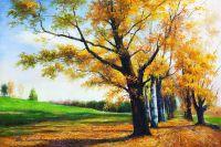 Осенняя пастораль N2