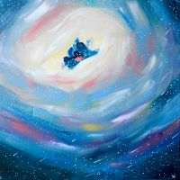 Цвет космоса