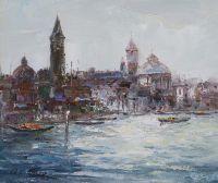 Сны о Венеции N33