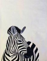 Зебры. Ориджинал колор N3