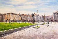 Прогулки по Москве. Площадь Тверская Застава