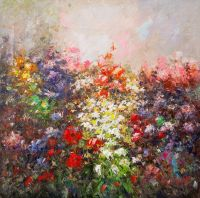 Цветущий сад N2