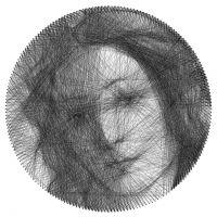 Рождение Венеры. Сандро Боттичелли (фрагмент)