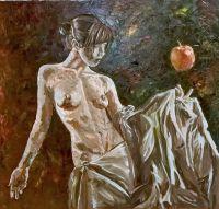 Танец с яблоком