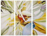 Нежная лилия. Триптих