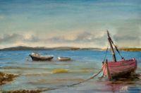 Лодки в заливе