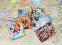 Набор открыток Новогодний 2