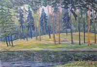 Лето в лесу